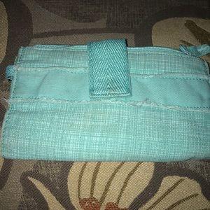 Thirty One Retro Metro Cloth wallet